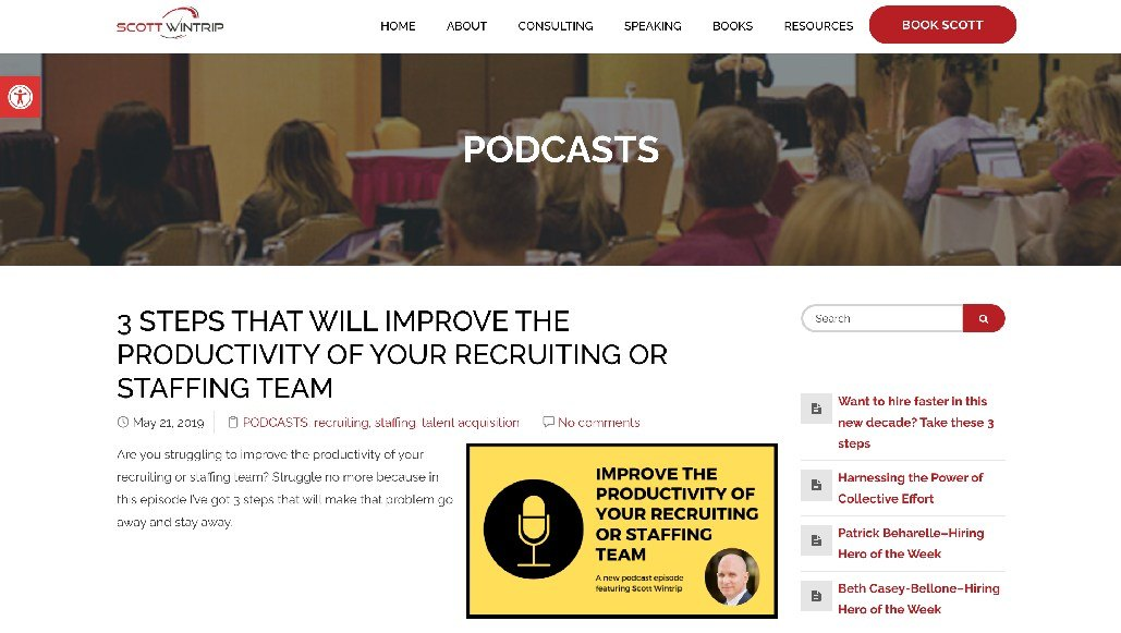 High Velocity Hiring Podcast