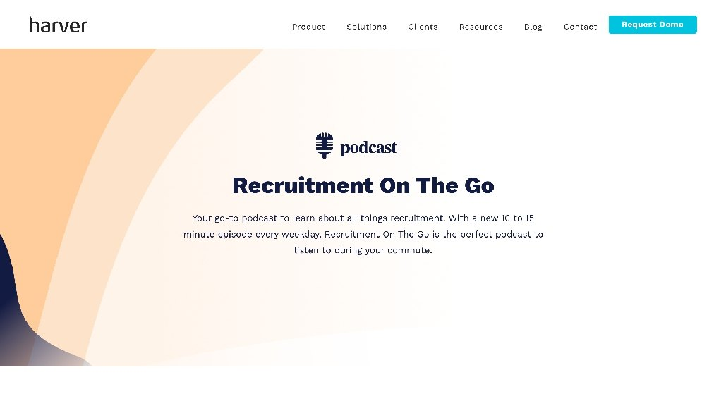 Recruitment On the Go Podcast